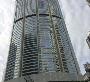 Hotel Außenansicht Conrad Hong Kong