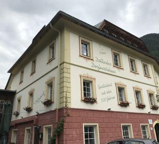 Außenansicht Hotelchen Döllacher Dorfwirtshaus
