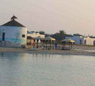 Da steht das so dekorativ in Zene gesetzt wurde  Royal Lido Resort & Spa