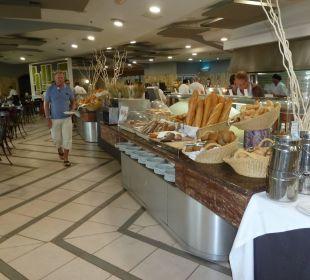 Büffet Frühstück  Dunas Suites&Villas Resort
