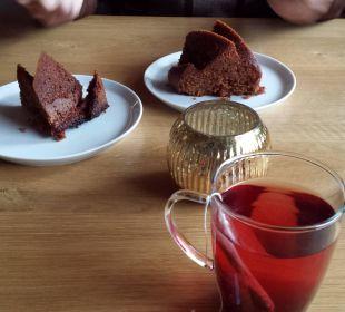 Nachmittag: Tee & Kuchen Landhaus Meine Auszeit