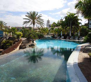 Salzwasserpool Lopesan Villa del Conde Resort & Spa
