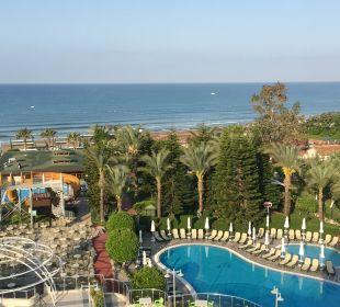 Ausblick Hotel Side Sun