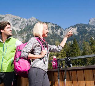 Balkonausblick © Hotel Traube  Traube Braz Alpen.Spa.Golf.Hotel