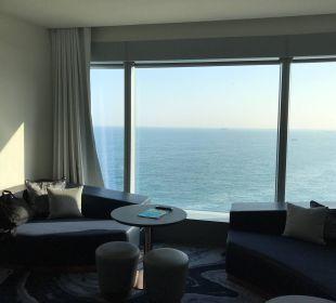 Corner Suite W Barcelona Hotel