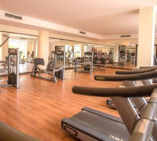 Gym Hawaii Le Jardin Aqua Park Resort
