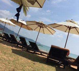 Oberhalb des Strandes Hotel Mukdara Beach Villa & Spa Resort