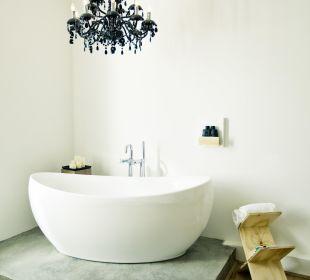Extrazimmer Badewanne im Erker Hotel Wiesler