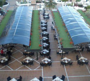 Frühstück und Abendessen draussen Gran Tacande Wellness & Relax Costa Adeje