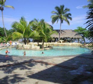 Pool und Poolbar Hotel Azzurro Club Estrella (geschlossen)