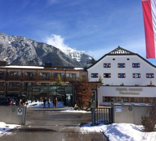 Hotelansicht Travel Charme Fürstenhaus Am Achensee