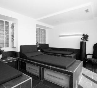 Ruheraum im Wellnessbereich Hotel Fidazerhof