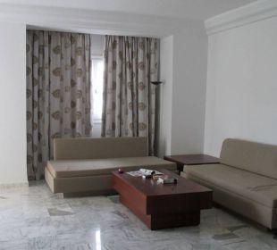 Sitzecke Wohnzimmer Hotel Vincci Marillia
