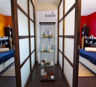 Beauty Behandlungsräume Eve Resort & Spa