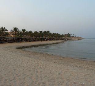 Reichlich Strand