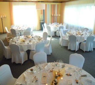 Bankettsaal Hotel Lenzburg