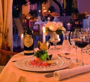 Dinner Kurhotel Zink