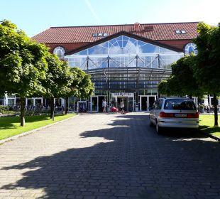Außenansicht Seehotel Großherzog von Mecklenburg