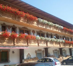 Blumen Hotel Alpenhof