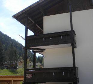 Die Eckbalkone Gasthof zum Hirschen