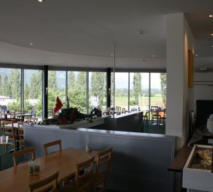 Frühstücksraum Swiss Heidi Hotel