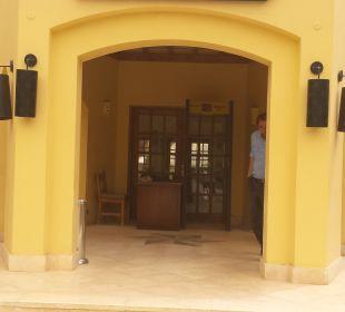 Lobby Arena Inn Hotel, El Gouna