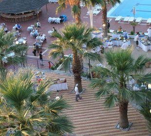Греческий вечер Hotel Royal Belvedere