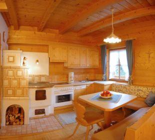 Ferienwohnungen mit Balkon und Berglick  Apartment Hotel Bio-Holzhaus Heimat