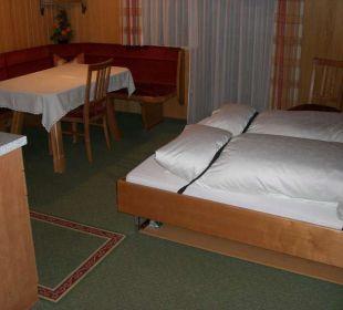 Schrankbett FeWo 4-5 Personen Ferienwohnungen Annelies
