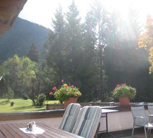 Sonnenterrasse Hotel Fischer am See