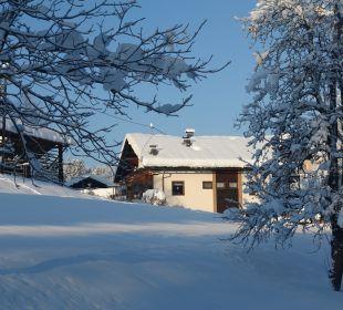 Der Winter rund um unser Haus Gästehaus Seewinkel