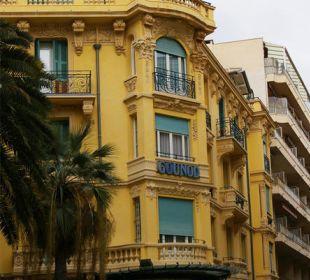 Hotel Gounod in der Rue Gounod Hotel Gounod Nice