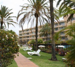 Garten IFA Catarina Hotel