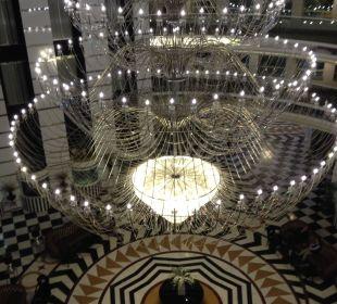 Foyer mit WOW-Effekt  Hotel Delphin Imperial