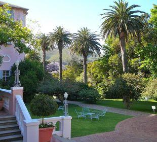 Gartenblick Belmond Mount Nelson Hotel