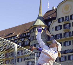 Tennis Hotel Suvretta House