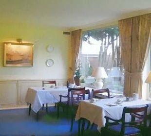 Frühstücksraum Hotel Haus Litzbrück