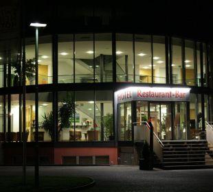 Empfangsbereich Swiss Heidi Hotel