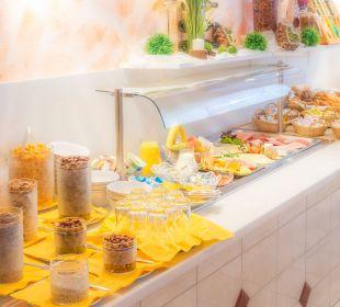 Frühstück Hotel Menüwirt