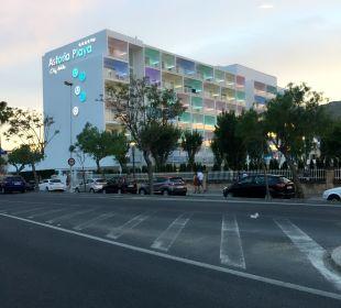 Außenansicht Hotel Astoria Playa Adults Only