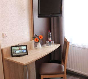 Zimmerausstattung Hotel Kromberg