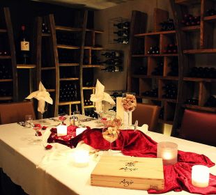Romantisches Wine & Dine im Hotel Der Weinmesser Genusshotel Der Weinmesser