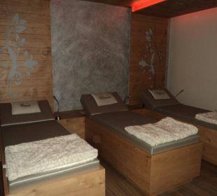 Ruhebereich Sauna Hotel Liebes Caroline