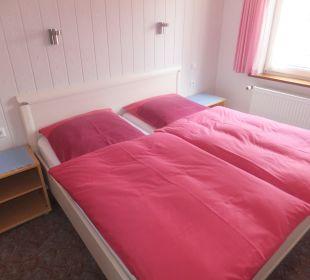 2. Schlafzimmer im Amselnest Bergidylle Harz - Suites