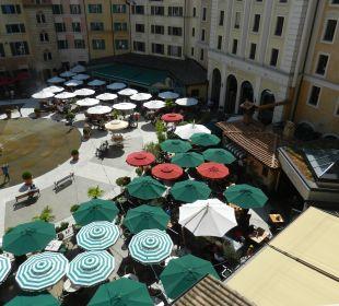 Außenansicht Hotel Colosseo Europa-Park