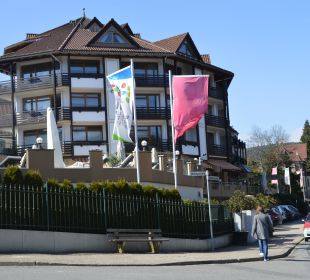 Hotelansicht Romantischer Winkel SPA & Wellness Resort