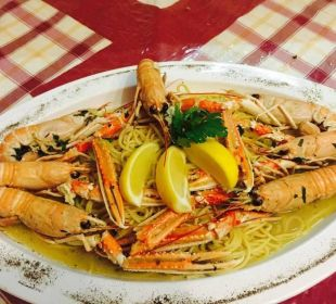 Köstlichkeiten im Konoba Restaurant Baorni Pension Villa Baroni