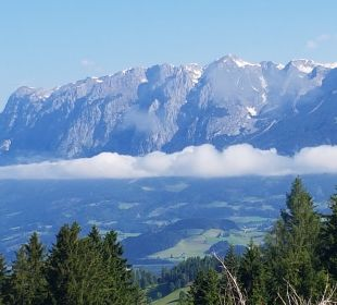 Ausblick Aktivhotel Alpendorf