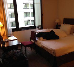Zimmer #239 Ramada Nürnberg Parkhotel