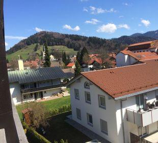 Blick auf Oberstaufen WellVital Hotel Tyrol
